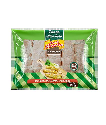 pão de alho segredo mineiro